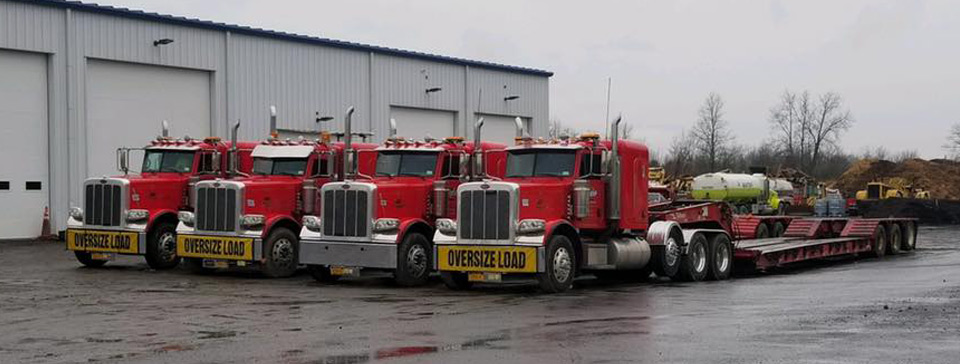 Photo of Truck Fleet